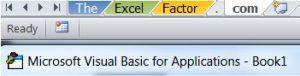 Tabs VBA Excel Expert